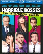 Horrible Bosses [Totally Inappropriate Edition] [2 Discs] [With Hangover 3 Movie Money] [Blu-ray] - Seth Gordon