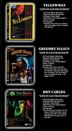 Gregory Isaacs: Live in San Francisco