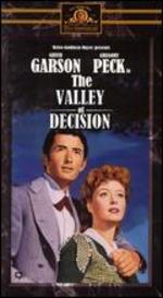 Valley of Decision [Vhs]
