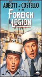 Abbott & Costello in the Foreign Legion