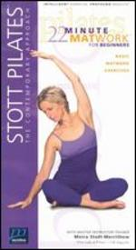 Stott Pilates: 22 Minute Matwork for Beginners