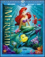 The Little Mermaid: Diamond Edition (1 BLU RAY DISC)