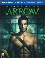 Arrow: The Complete First Season [9 Discs] [Blu-ray/DVD]