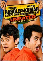 Harold and Kumar Escape from Guantanamo Bay [Unrated] [2 Discs]