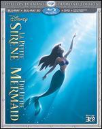 The Little Mermaid [3D][Blu-ray/DVD]