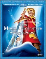 The Sword in the Stone [Bilingual] [Blu-ray/DVD]