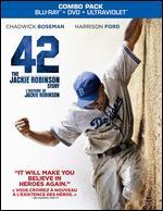 42 [Bilingual] [Includes Digital Copy] [UltraViolet] [Blu-ray/DVD]
