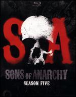 Sons of Anarchy: Season 5 [3 Discs] [Blu-ray]