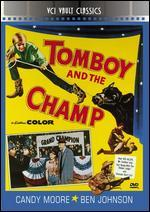 Tomboy and the Champ [Vhs]
