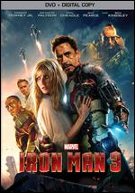 Iron Man 3 [Includes Digital Copy] - Shane Black