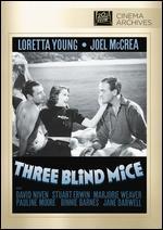 Three Blind Mice - William Seiter