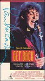 Paul McCartney's Get Back: the World Tour Movie [Vhs]