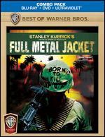 Full Metal Jacket [Deluxe Edition] [Warner Brothers 90th Anniversary] [Blu-ray/DVD]