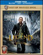 I Am Legend [Warner Brothers 90th Anniversary] [Blu-ray/DVD]