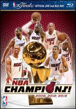 NBA: 2013 NBA Champions - Highlights