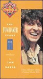 Doctor Who-the Tom Baker Years [Vhs]