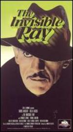 Invisible Ray [Vhs]