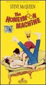 Honeymoon Machine [Vhs]