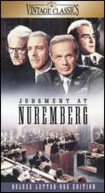 Judgment at Nuremberg [Blu-ray]