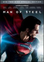 Man of Steel [Special Edition] [2 Discs] [Includes Digital Copy] [UltraViolet] - Zack Snyder