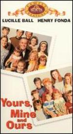 Yours Mine and Ours [Vhs]