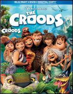 The Croods [Blu-ray/DVD] - Chris Sanders; Kirk De Micco