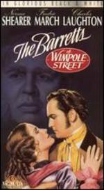 Barretts of Wimpole Street [Vhs]