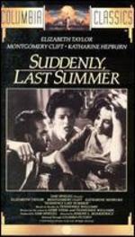 Suddenly Last Summer [Vhs]