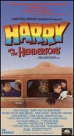 Harry and the Hendersons [Vhs]