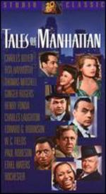 Tales of Manhattan [Vhs]