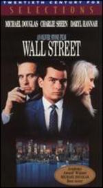 Wall Street [Vhs]