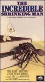 The Incredible Shrinking Man (Vhs)