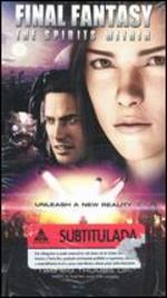 Final Fantasy-the Spirits Within [Vhs]