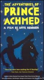 The Adventures of Prince Achmed [2 Discs] [Blu-ray/DVD]
