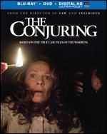 The Conjuring [Includes Digital Copy] [UltraViolet] [Blu-ray/DVD]