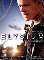 Elysium [Includes Digital Copy] [UltraViolet] - Neill Blomkamp
