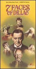 7 Faces of Dr. Lao [Vhs]