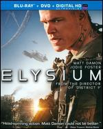 Elysium [2 Discs] [Includes Digital Copy] [UltraViolet] [Blu-ray]