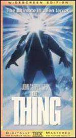 The Thing [Vhs]