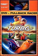 Turbo [With Toy Racer]