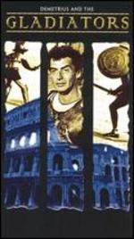 Demetrius and the Gladiators [Vhs]