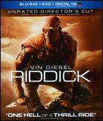 Riddick [Unrated] [2 Discs] [Includes Digital Copy] [UltraViolet] [Blu-ray/DVD] - David N. Twohy