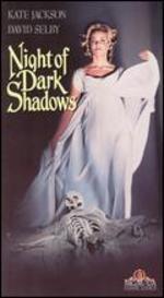 Night of Dark Shadows [Vhs]