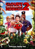 Cloudy With a Chance of Meatballs 2 [Includes Digital Copy] [UltraViolet] - Cody Cameron; Kris Pearn