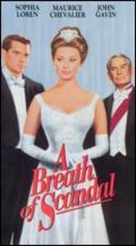Breath of Scandal [Vhs]