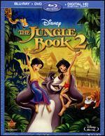 The Jungle Book 2 [2 Discs] [Blu-ray/DVD]