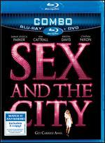 Sex and The City [Blu-ray/DVD] [Includes Digital Copy]