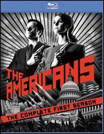 The Americans: Season 01