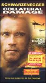 Collateral Damage [Vhs]
