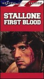 First Blood (Rambo 1) [Vhs]